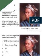 Euler,s Method