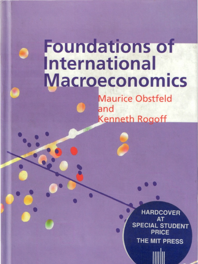 Obstfeld rogoff foundations of international macroeconomics fandeluxe Images