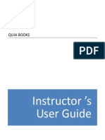 Instructor User Guide Quia