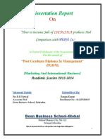 i to Vi Dissertation Projet by Abhishek