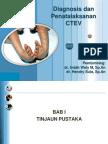 LAPORAN KASUS Anestesi Umum Dan Kaudal Anestesi Pada CTEV