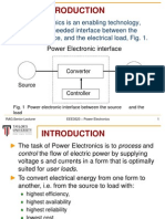 1 Power Electronics-Introduction