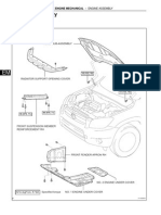 Toyota 2AZ-FE Engine Assemblyy Info