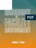 0711.Handbook of Facility Assessment by James E. Piper