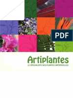 Catalogue Artiplantes 2014
