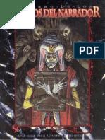 Vampiro Edad Oscura - Libro de Los Secretos Del Narrador