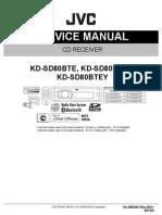 Kd-sd80bte Sd80bten Sd80btey (Sm-ma530 Rev.001)