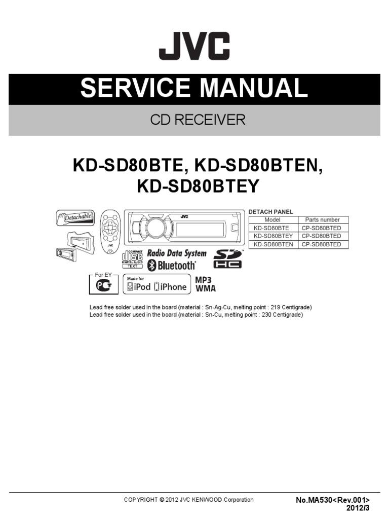Kenwood Dpx308u Wiring Diagram Schematics Diagrams Jvc Kd R336 R330 Dpx 300u Manual Adjust Clock