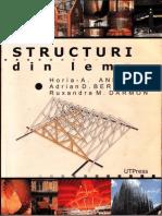 Structuri Din Lemn (Horia a. Andreica, Adrian D. Berindean, Ruxandra M. Darmon)