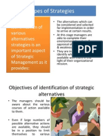48879831 Types of Strategies