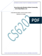 CS6202 Programming and Data Structure I 2 Mark With Answer R2013