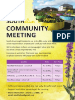 community meeting poster 2014