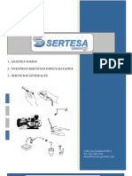 Sertesa Dental Brochure