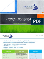 Clearpath Technology - Recruitment