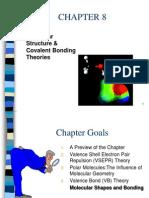 CHAPTER 08-Molecular Geometry