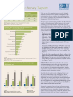 HR Jobs Pulse Survey January 2014