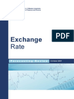 Exchange Rate Forecasting Review