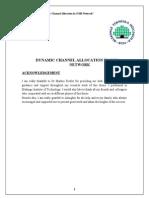Dynamic Alocation Channel