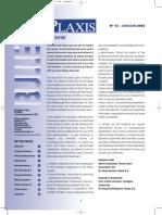 13 PLAXIS Bulletin