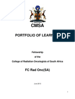FC Rad Onc(SA) Portfolio 6-5-2014