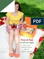 Picnic de Paste in Stil Raw Veggie de Luana Karner
