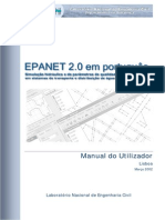 Manual EPANET 2 Portugues