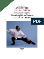 Anexo Cuatro Yao Tai Chi 384 - Historia Maestro Liu