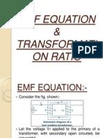 13 Emf Equation