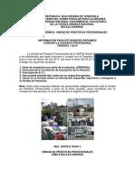 Información Pasantes Periodo 1-2014