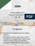 Sruktur ISDN