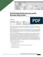 IPv6 Providing IPv6 Services Over an IPv4