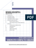 Memoria Descriptiva Proyecto Macuare
