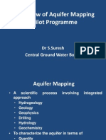 Overview of Aquifer Mapping Pilot Programme