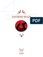 DayZEnd Community Rules PDF