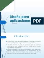 Diseño Para Aplicaciones Web