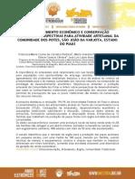 Resumo Francisca M Cosme de Carvalho Barbosa