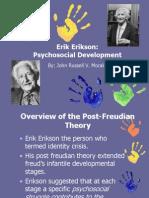 Erik Erikson Report