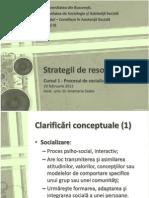 Curs 1 Strategii Resocializare