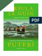 Ursula K. Le Guin - Puteri