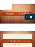 How to Read the Book of Judges