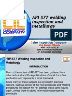 CIC-presentation of  RP-577 presentation