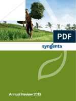 Syngenta Annual Review 2013 English