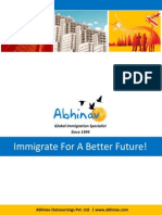 Www.abhinav.com Brochures Abhinav Immigration Catalogue