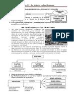FICHA1 Ciencia Sociales y La Historia 1º