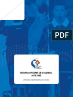 Regras Oficiais de Voleibol 2013-2016 FIVB