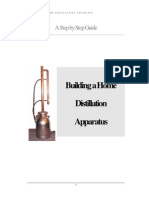 Buidling a Home Distillation Apparatus - A Step by Step Guide 1999
