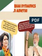 Behen Bhai dynamics in Amethi