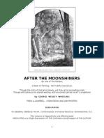AfterThe Moonshiners - George Wesley Wheeling - 1881
