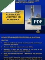 TOUR 2007 VALIDACION DE MUESTREO.ppt