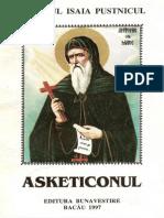 Isaia Pustnicul Asketiconul